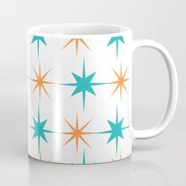 Mid-Century Modern Art Starburst 1.0 Coffee Mug