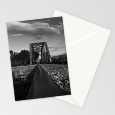 On the rail Stationery Cards