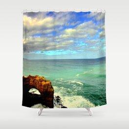 The Arch - Australia Shower Curtain