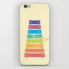 #70 Xylophone iPhone & iPod Skin