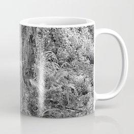Rain forest view with creek Coffee Mug