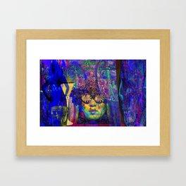 Studio 54 tribute Framed Art Print