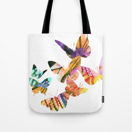 Butterfly Swarm Tote Bag