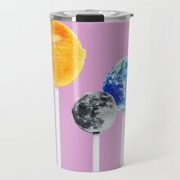 SUN MOON EARTH LOLLIPOPS Travel Mug