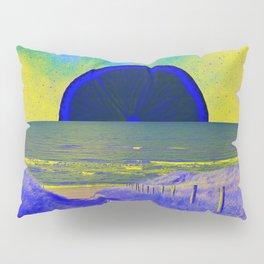 Lemon Sunrise Pillow Sham