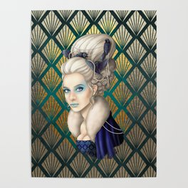 The Bluebird Renaissance Poster