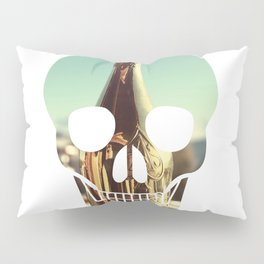 """""""Too much of anything is bad, but too much Champagne is just right"""" Pillow Sham"""