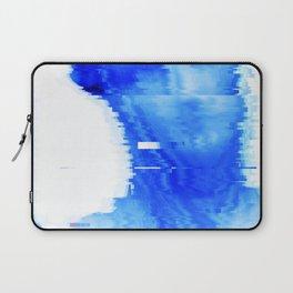 blue statue Laptop Sleeve