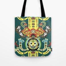 The Gate-Totem Tote Bag