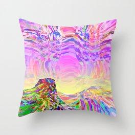 Hilltop Throw Pillow