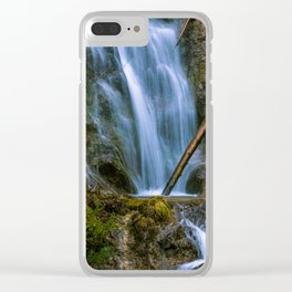Rock-washer Clear iPhone Case