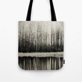 Solitude Revisited Tote Bag