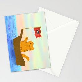Captain Marmalade Stationery Cards