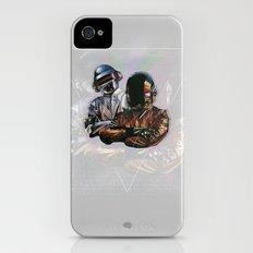 Daft Punk iPhone (4, 4s) Slim Case
