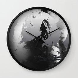 Death Siren Road Wall Clock
