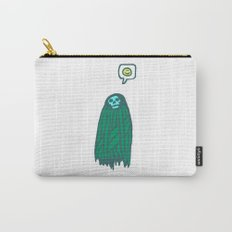 Happy Ghost Carry-All Pouch