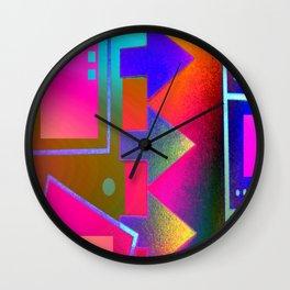 Arrago 3 Wall Clock