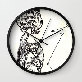 All is nothing. Wall Clock
