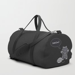 Meow! Duffle Bag