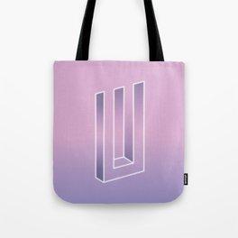 After Laughter Symbol Tote Bag