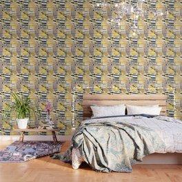 barcode splash. bumblebee Wallpaper