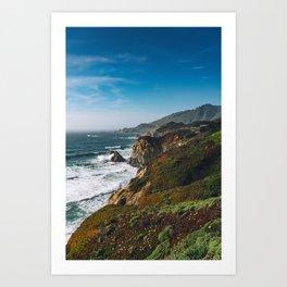 Big Sur VI Art Print
