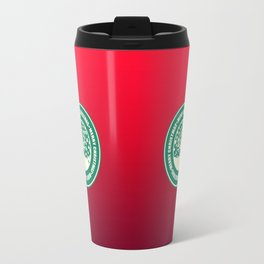 """Merry Christmas"" Coffee Cup Funny Meme Travel Mug"