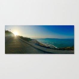 Bulgaria, Primorsko Canvas Print