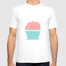 You're Sweet  MEDIUM Mens Fitted Tee White