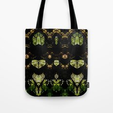 Tree Geometry Tote Bag