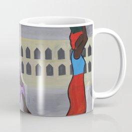 Dadas at the Market Coffee Mug