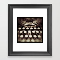A Lost Art Framed Art Print