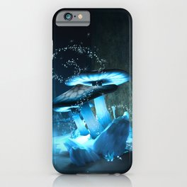 Ice Fairytale World iPhone Case