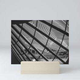 Modern Tomorrow 2 Mini Art Print