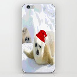 Save Me | Christmas Spirit iPhone Skin