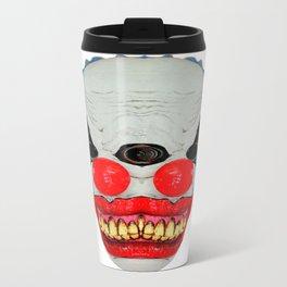 Creepy Clown Travel Mug