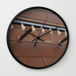 Fixture Wall Clock