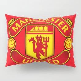 Manchester United F.C. Pillow Sham