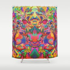 Second Vision Shower Curtain