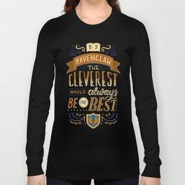 Cleverest Long Sleeve T-shirt
