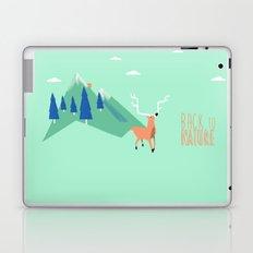 Back to Nature Laptop & iPad Skin