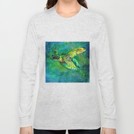 Silent Journey Long Sleeve T-shirt