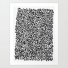 Dots 11 Art Print
