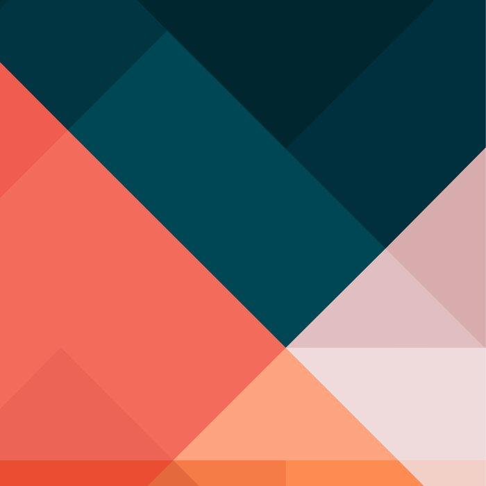 Geometric 1708 Duvet Cover