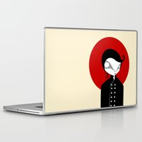 alone Laptop & iPad Skins featuring Alone by Volkan Dalyan