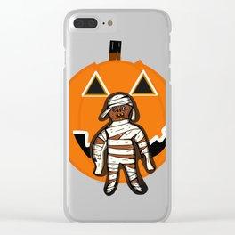 Mummy Clear iPhone Case
