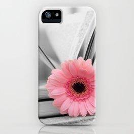 Lovely gerbera iPhone Case