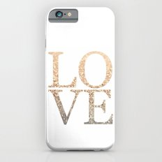 GOLD LOVE Slim Case iPhone 6