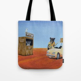 The Outback ATM Tote Bag