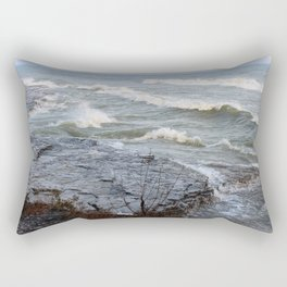 Cave Point Rectangular Pillow